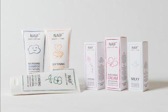 cremas Naif