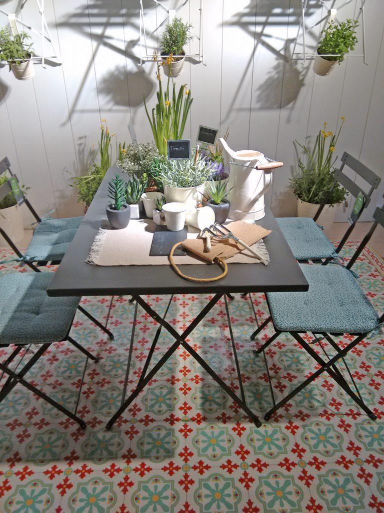 Mesa exterior colección outdoor El Corte Inglés