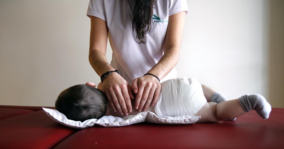 Fisiohogar tratamientos bebés