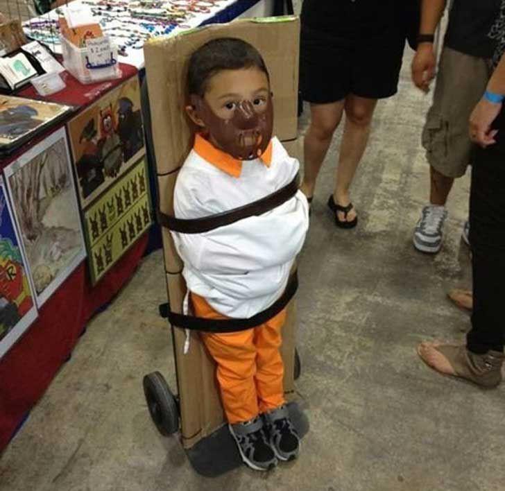 Hannibal Lecter disfraces de halloween