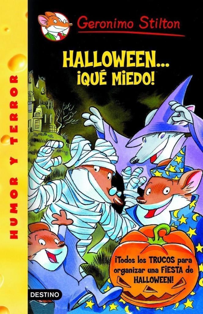 Stilton libros infantiles de monstruos