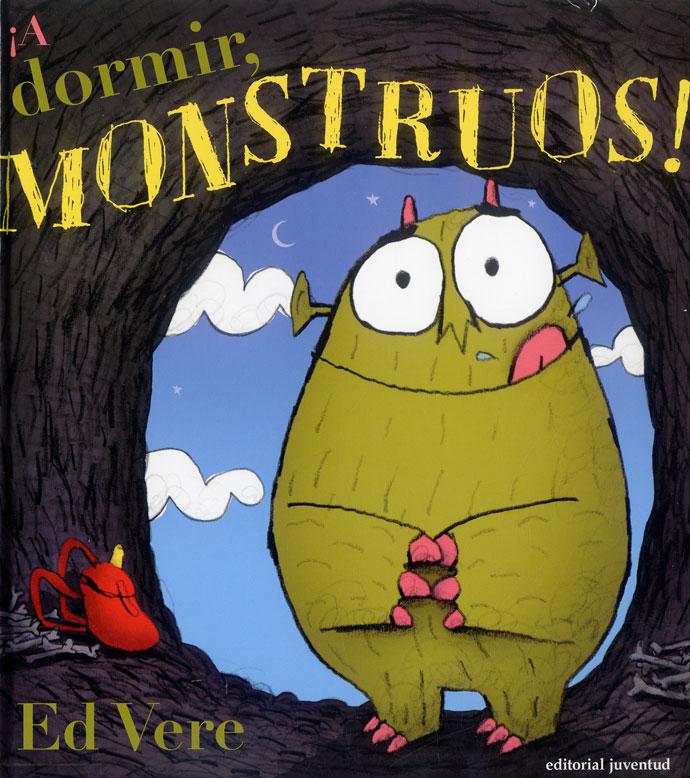 A dormir monstruos libros infantiles de monstruos