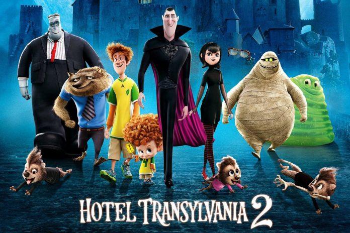 Hotel Transilvania 2