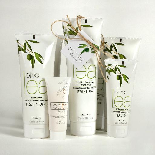 Cuidado de la piel olivolea crema hidratante