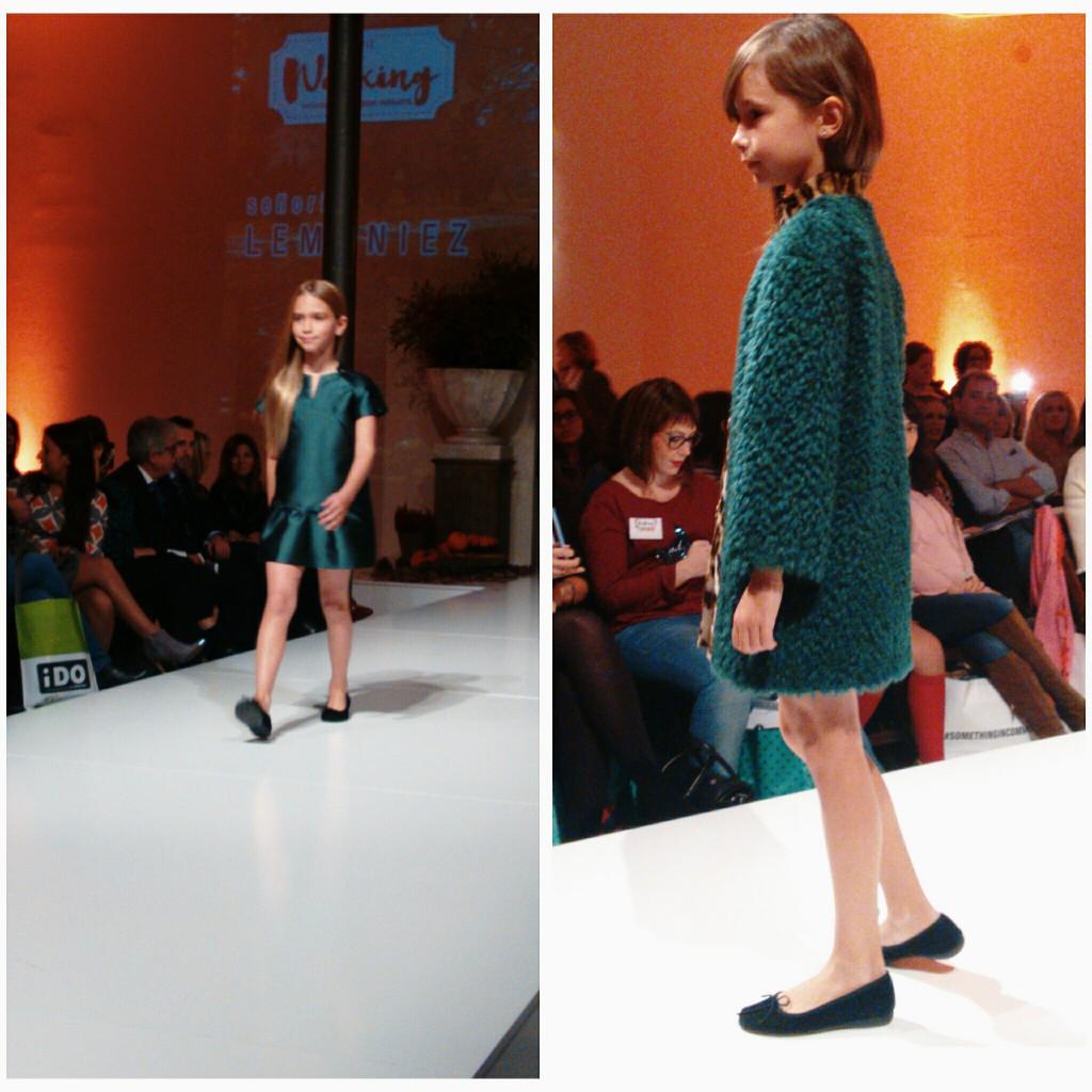 Señorita Lemoniez moda infantil 2015