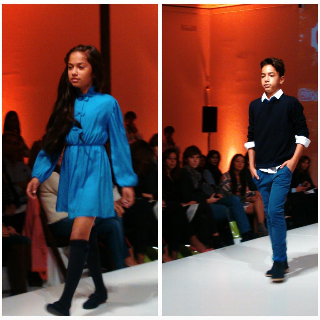 Curro de Louca moda infantil  2015