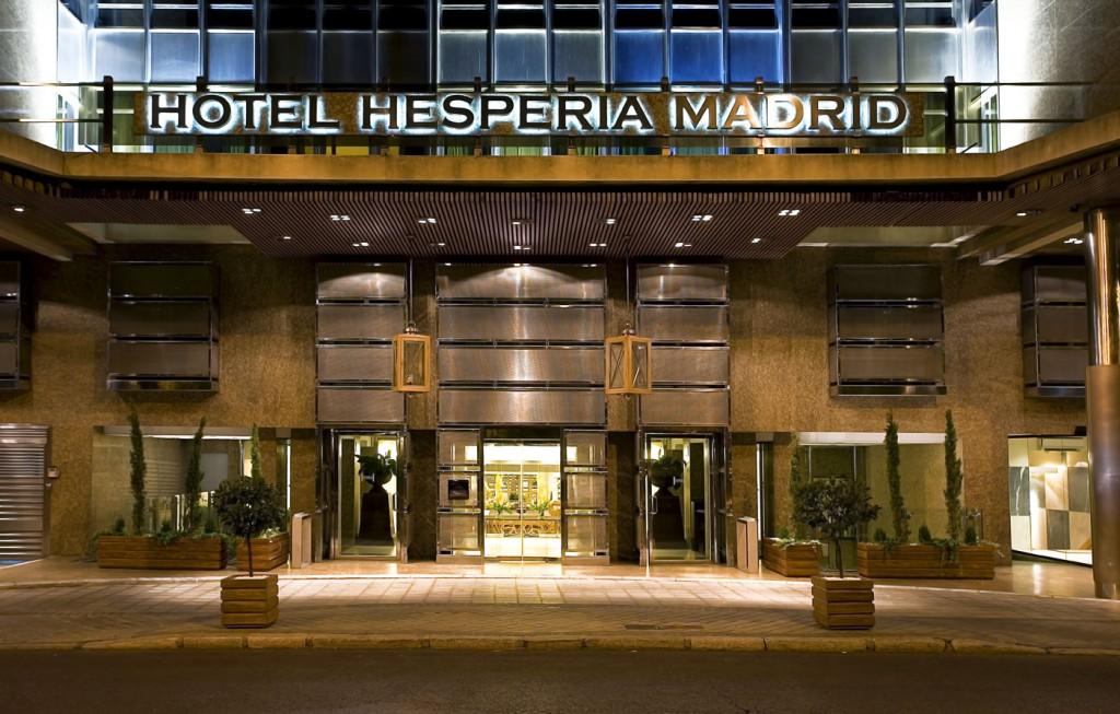 Hesperia Madrid exterior