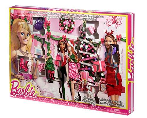 calendario adviento Barbie