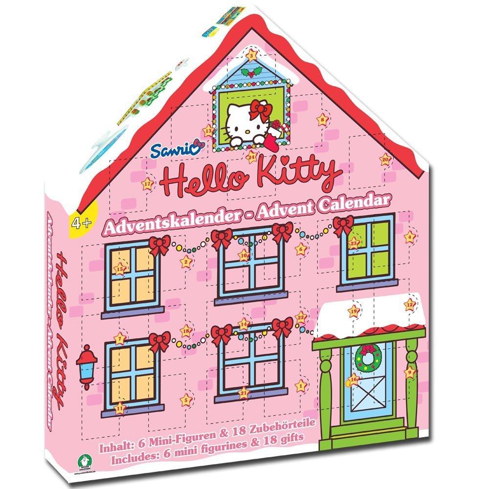 calendario adviento kitty