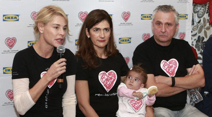 Fundación Menudos Corazones con Belén Rueda