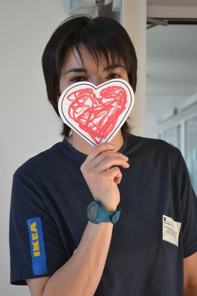 Menudos corazones Ikea 1