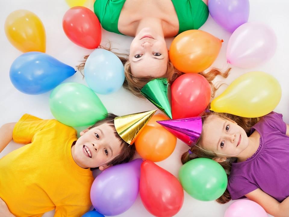 Decora tu fiesta con globos de helio - Decora con globos ...