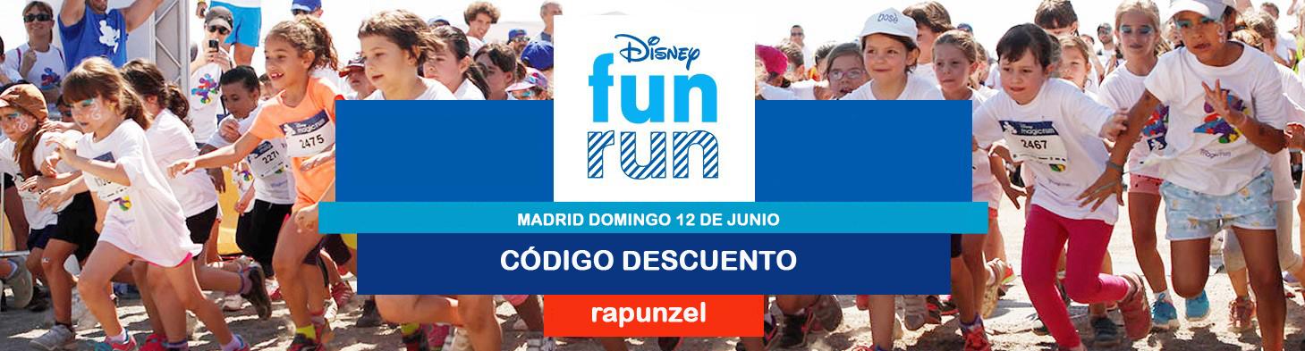 Disney Fun Run
