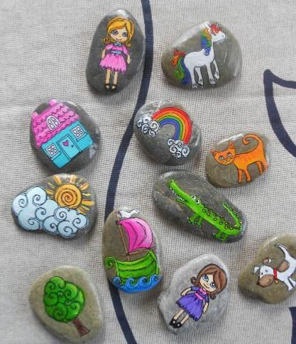 Historias con piedras