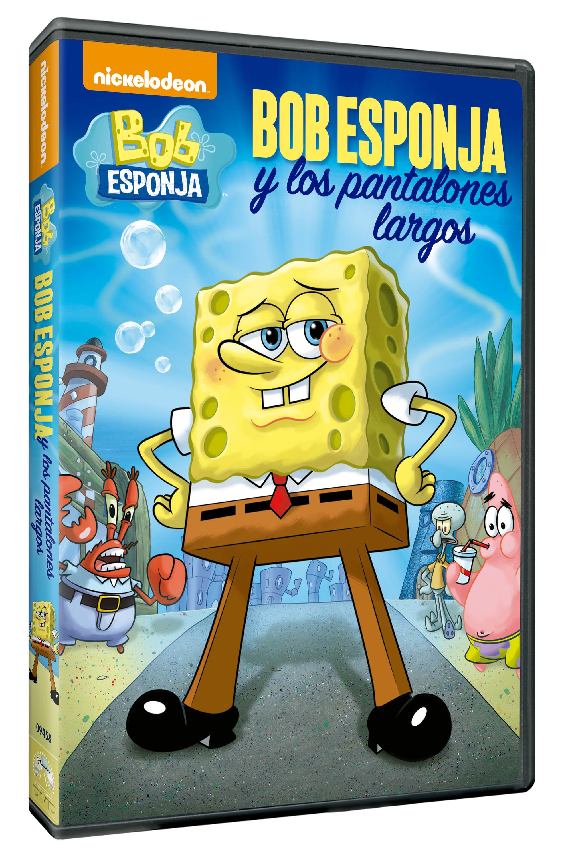 sorteo-DVD-nickelodeon-Bob Esponja