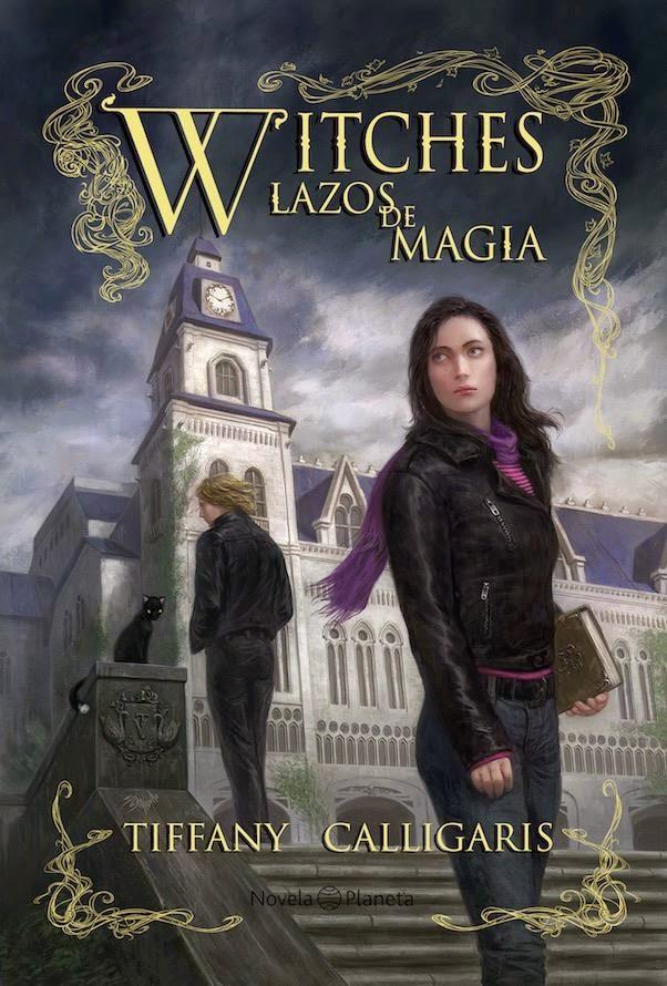 Mujeres escritoras WitchesTiffany Calligaris