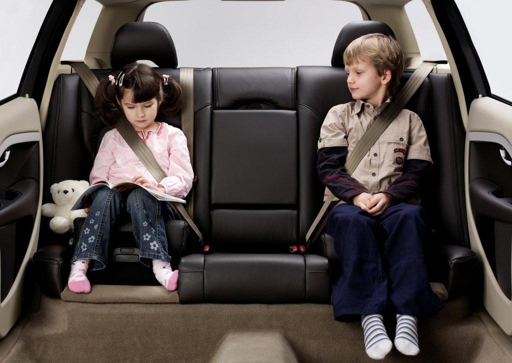 Cabify Baby viajar con bebés y niños