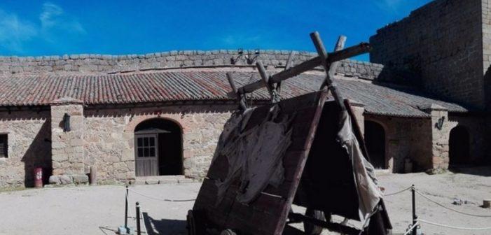 castillo oropesa