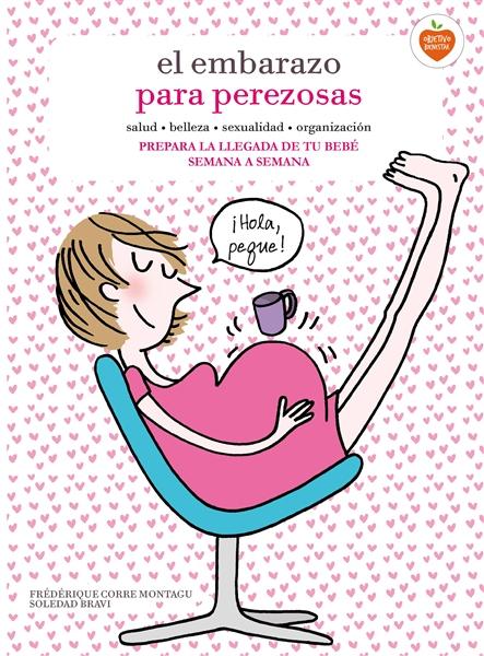 libros para embarazadasEl embarazo para perezosas