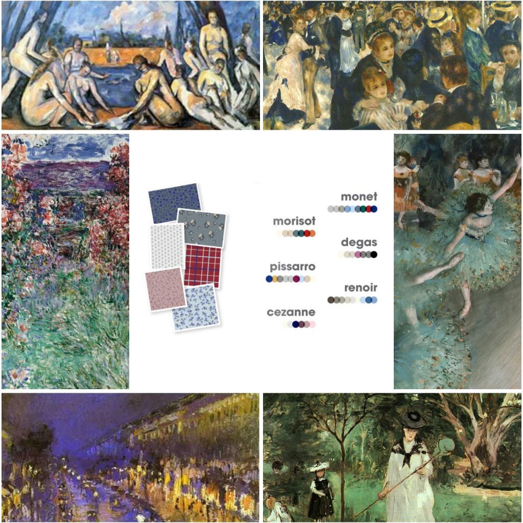 Gooco y el impresionismo