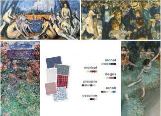 Colores colección Gocco Otoño Invierno 2015