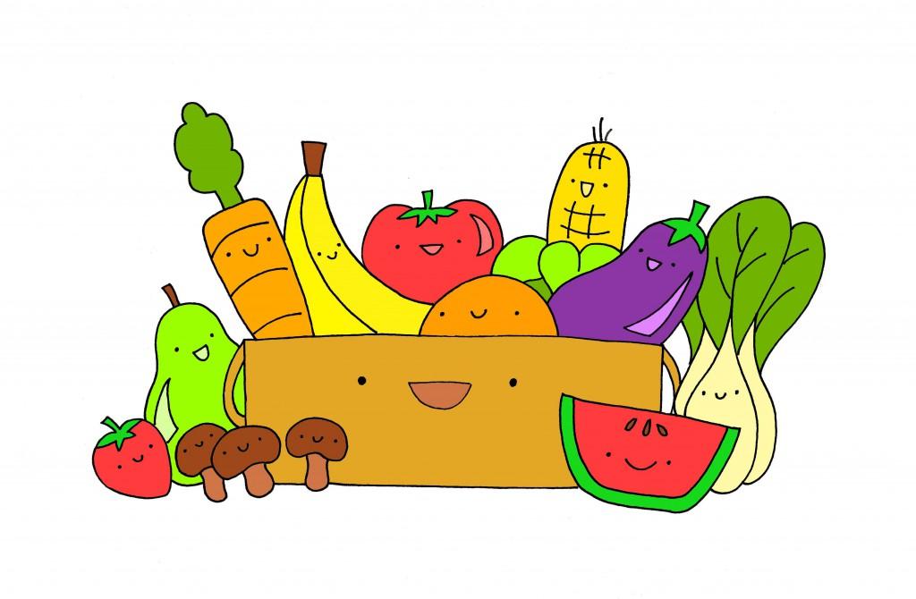 vuelta al cole comida saludable