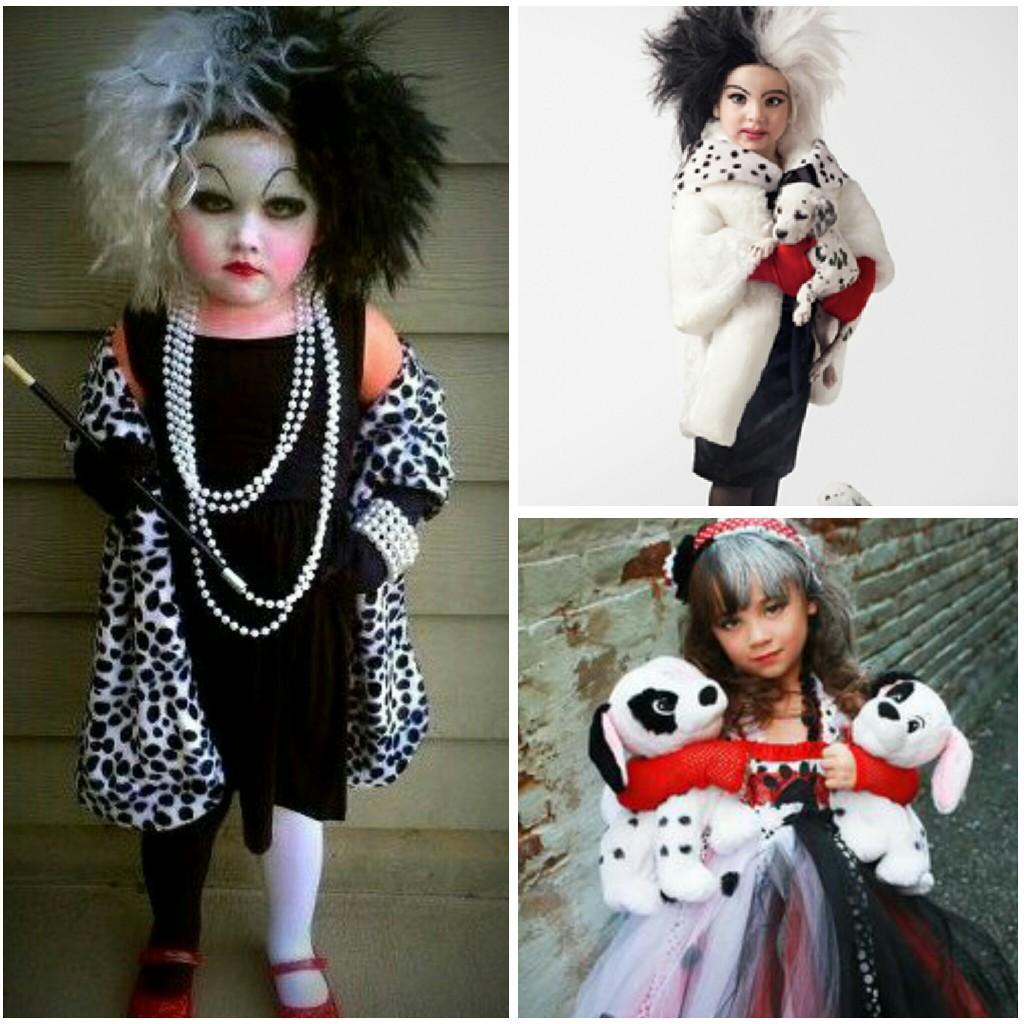 disfraces de halloween Cruella de Vil