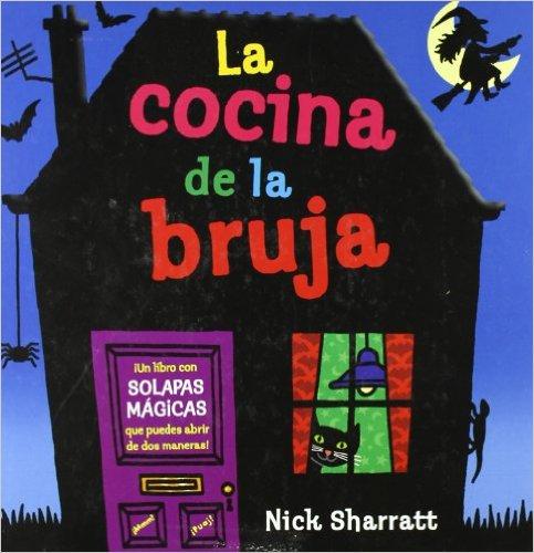 La cocina de la bruja libros infantiles de monstruos