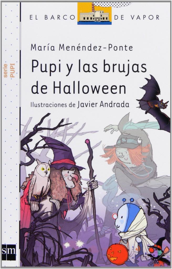 Pupi libros infantiles de monstruos