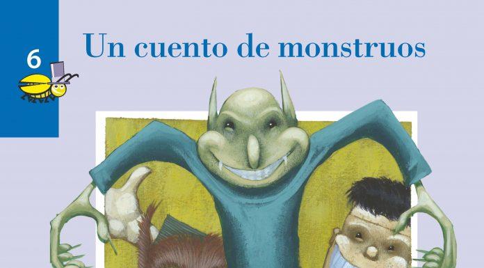 Un cuento de monstruos libros para Halloween