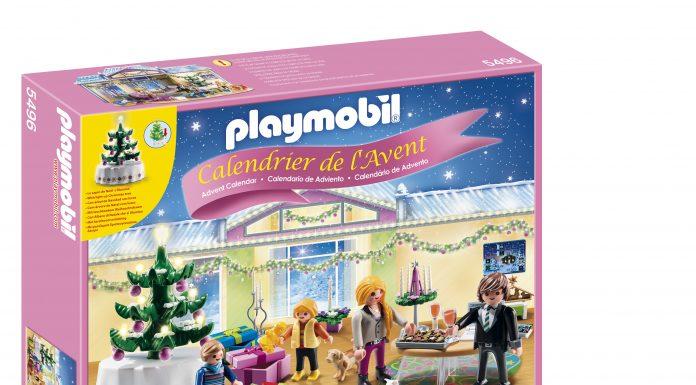 Calendario de adviento Playmobil