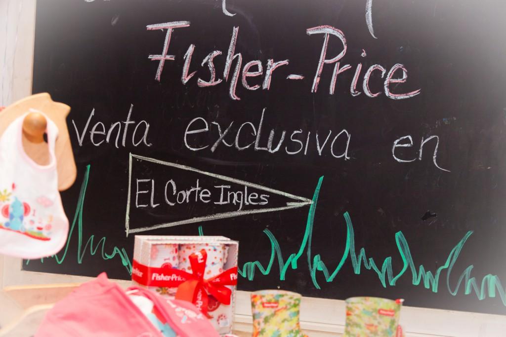Moda Fisher Price