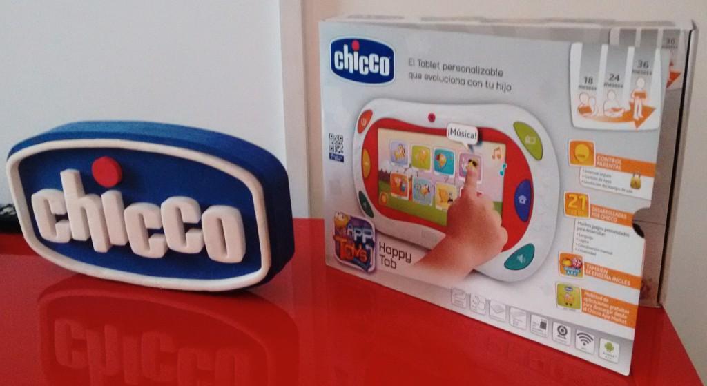 Happy Tab de Chicco