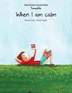 libros infantiles When I am calm
