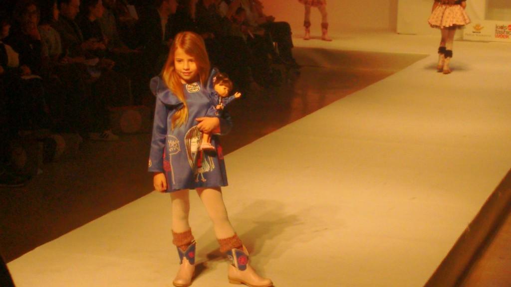 Kiddy moda infantil otoño invierno 2016