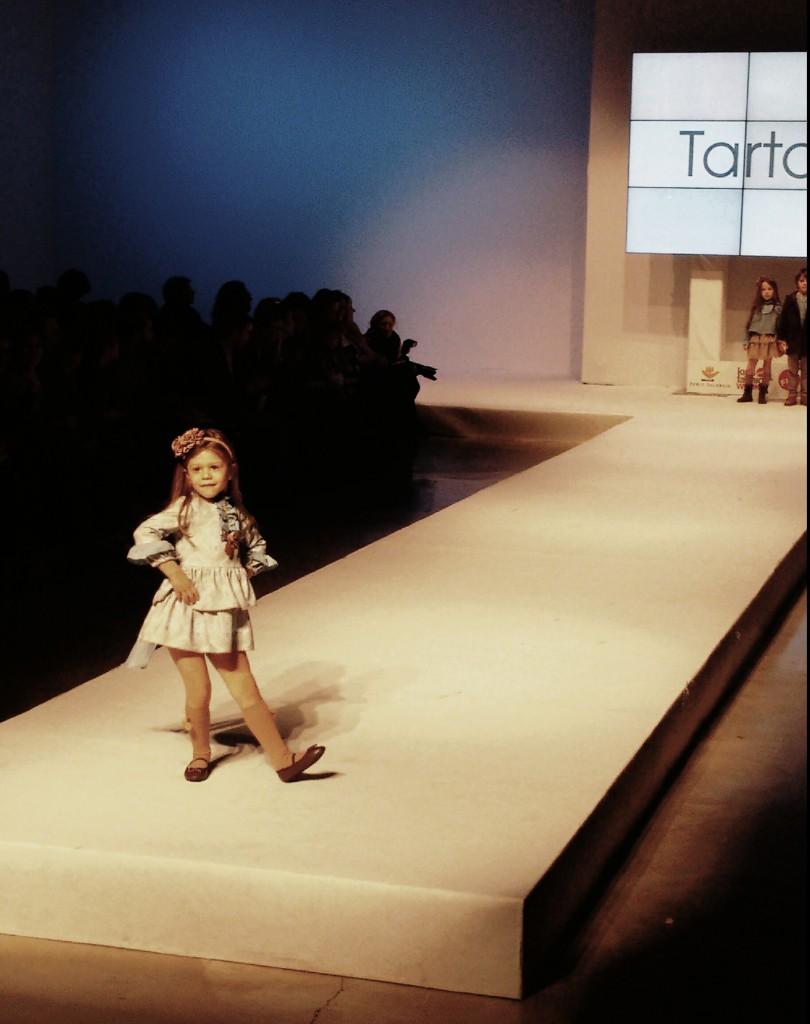 Tartaleta moda infantil otoño invierno 2016