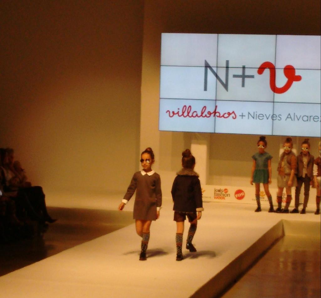 N+V moda infantil otoño invierno 2016
