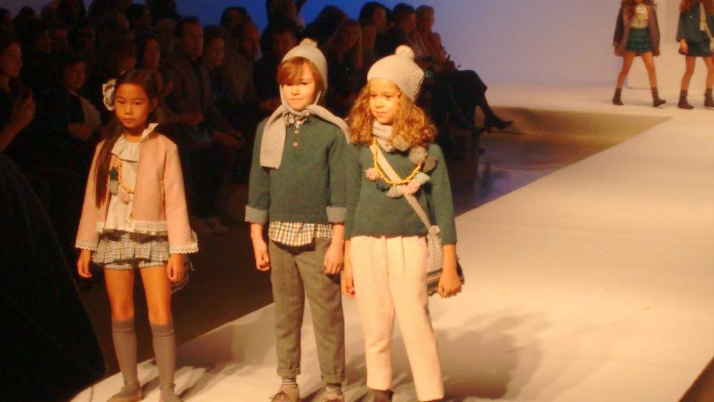 Foque moda infantil otoño invierno 2016