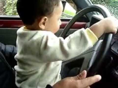 conducir con bebé