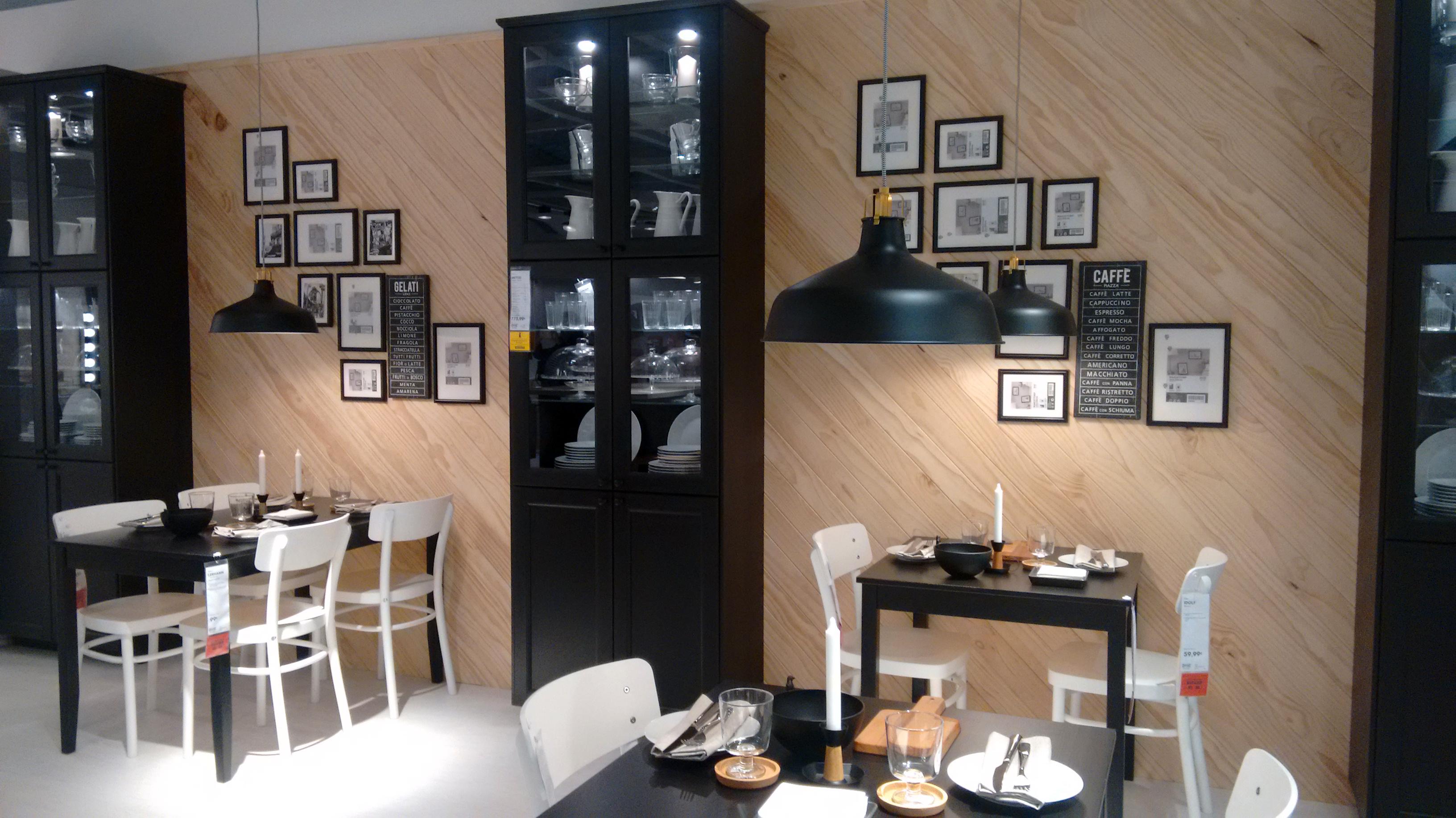 Ikea Alcorcón restaurante