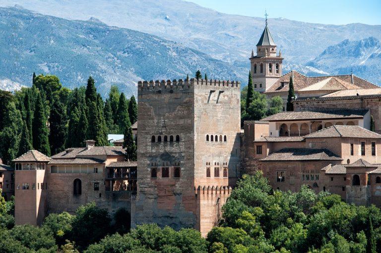 Planes con niños: visitamos La Alhambra