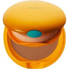 polvos compactos Shiseido