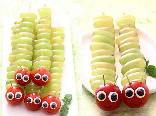Frutas divertidas