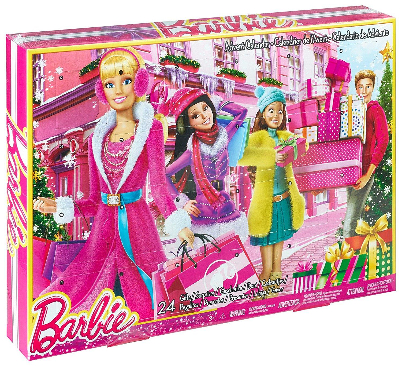 calendario-de-adviento barbie