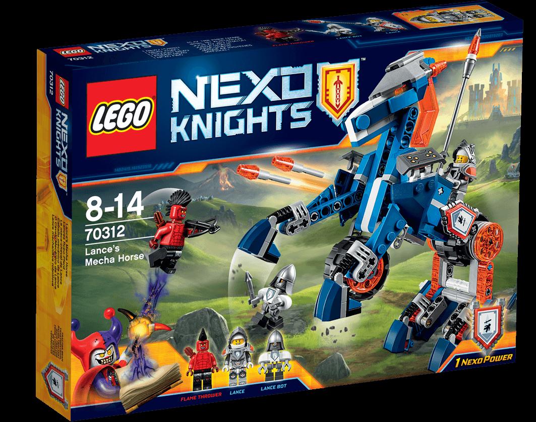 sorteo de navidad lego_nexo-knights
