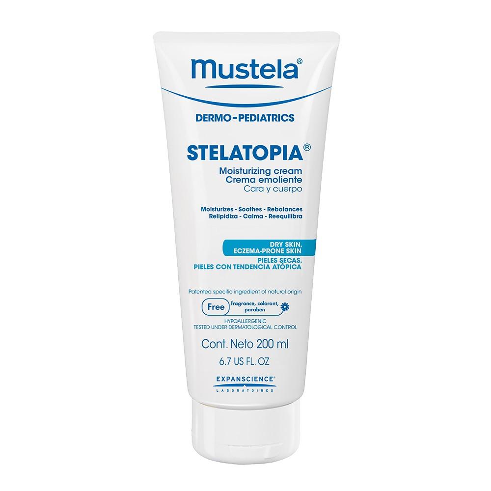 Cremas para pieles atópicas mustela stelatopia