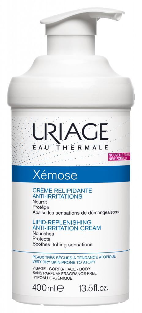 Cremas para pieles atópicas Uriage Xemose