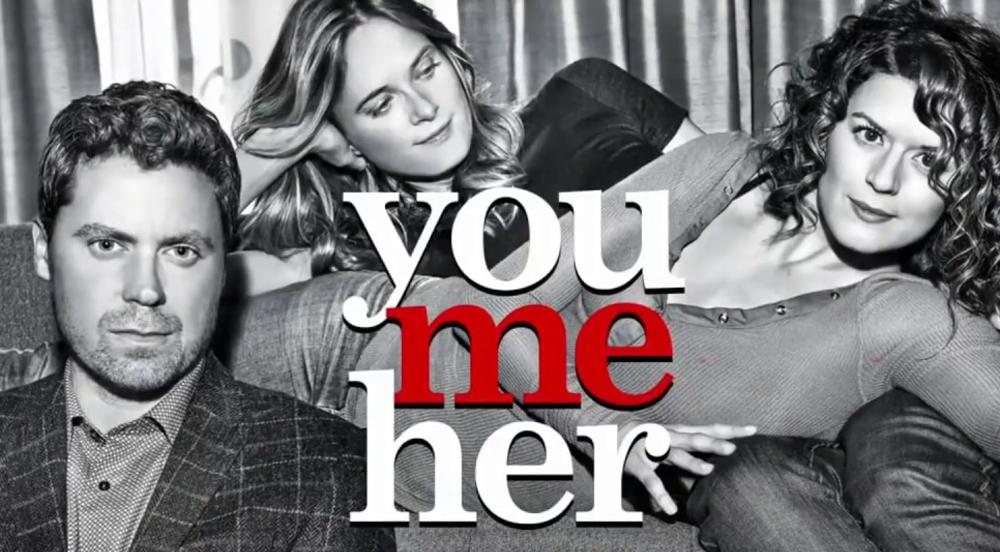 San Valentín de series Tú, yo y ella