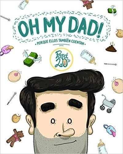 Libros para el Día del Padre oh my dad
