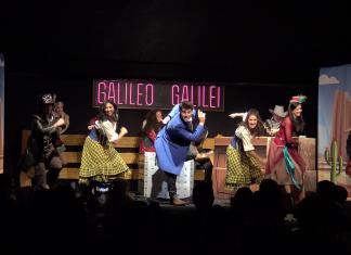 Oeste mágico baile